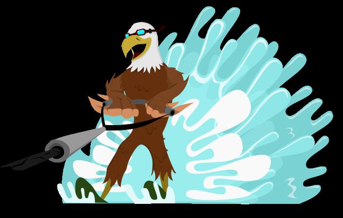Aventuráguila Esquí Acuático