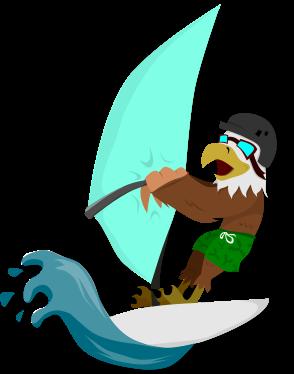 Aventuráguila Windsurf