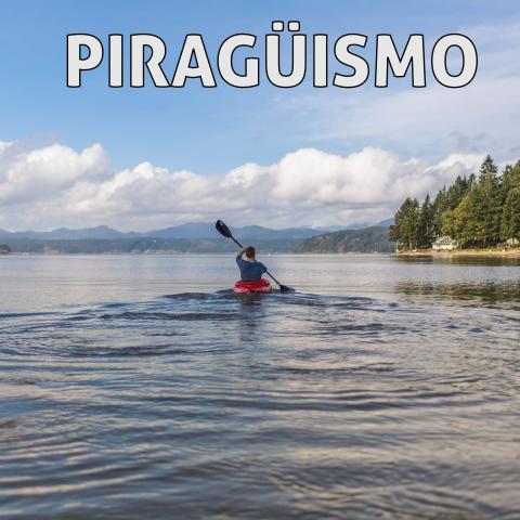 Aventura Piragüismo